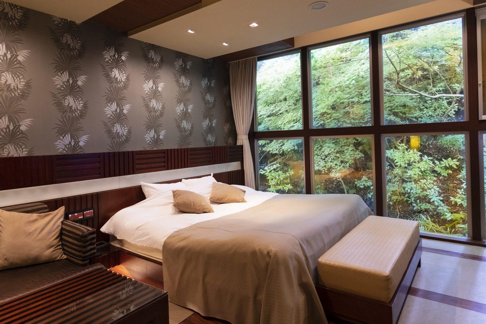ホテル現代楽園伊勢原店のお部屋